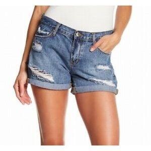 Articles of Society Woodstock Boyfriend Shorts